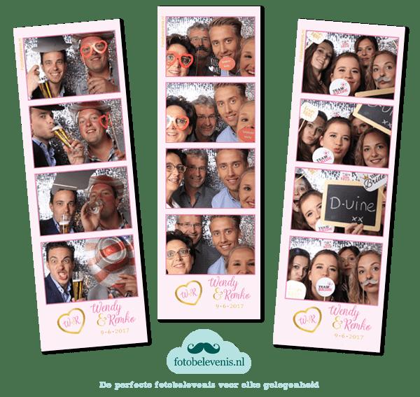 fotobooth huren bruiloft Thorn