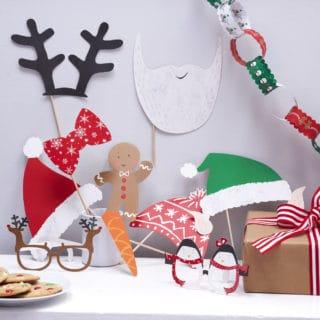 foto props kerst
