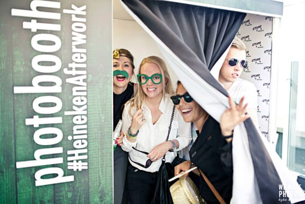 Photobooth marketing huren event beurs