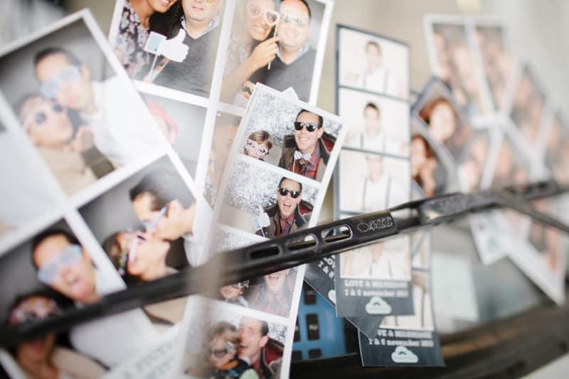 Fotohokjes Belevenis van Love & Marriage beurs
