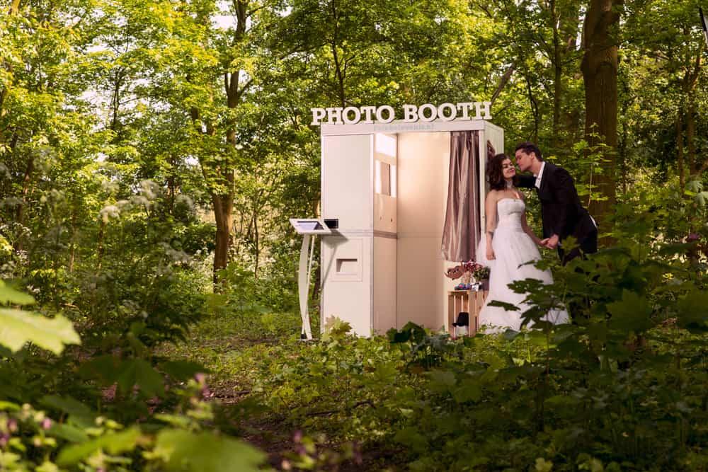 fotohokje huren bruiloft