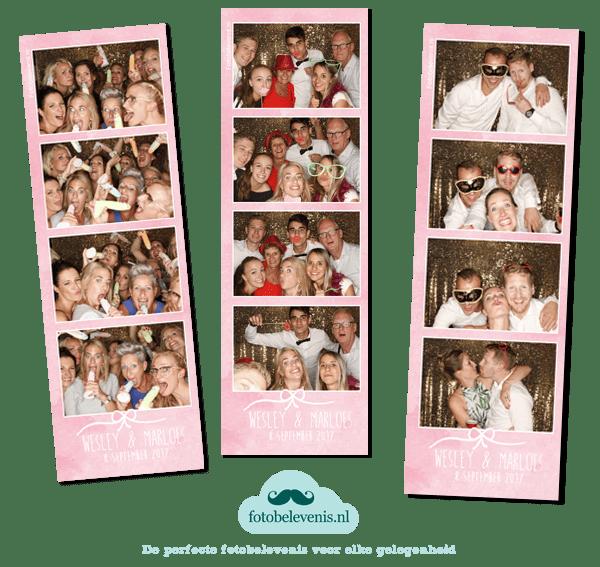 photobooth in Gennep huren voor je bruiloft