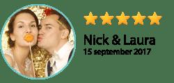 Review Fotohokje van Nick en Laura